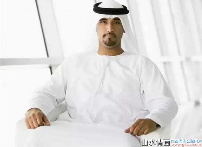 走进中东——揭秘中东帅哥的神秘面纱