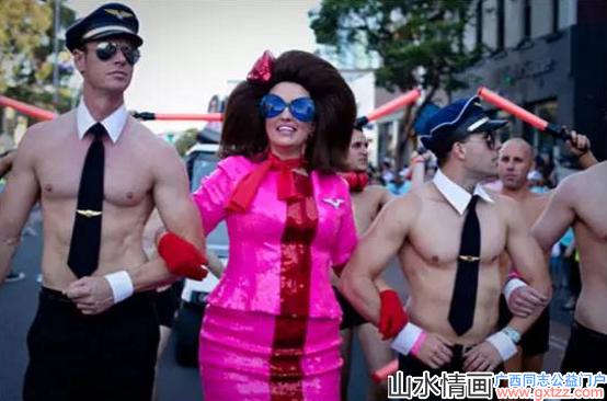 澳大利亚最著名的同性恋一条街
