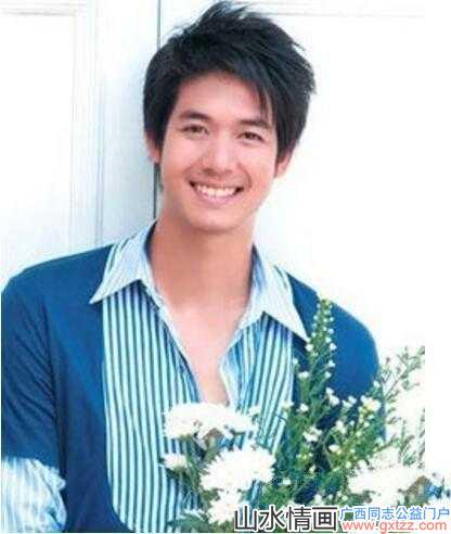 泰国10大最帅男星,第七泰国陈晓东,第二有中国血统