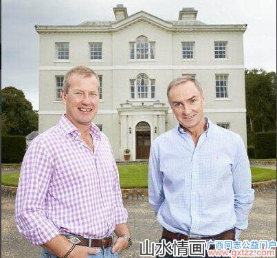 54岁蒙巴顿爵士公开表明自己是gay