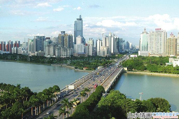 我国南方最干净的五大城市,广西独占2个