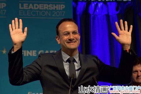 他曾公开出柜表示自己是gay 今却即将成为爱尔兰总理