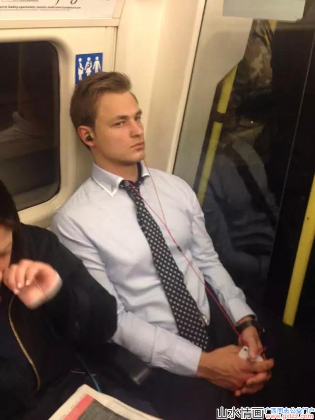 请还我坐地铁满满信心碰上帅哥的三观!这些都是什么鬼!