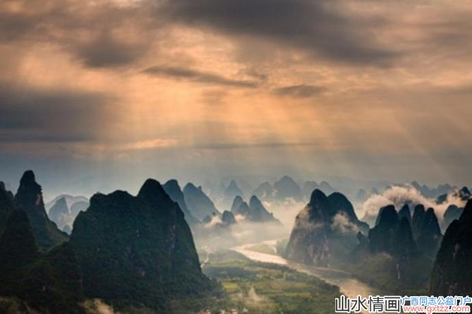 广西知名度最高的城市,连首府南宁也要甘拜下风