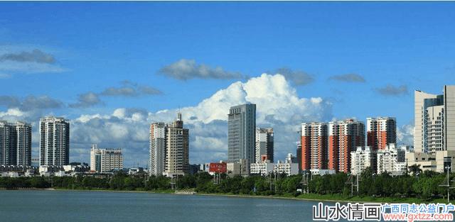 广西空气最好的4个城市排名,你在哪一个城市?