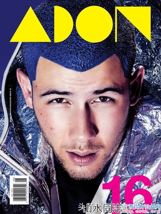 【多图鉴赏】盘点同志名人 Nick Jonas 登上过的同性恋杂志