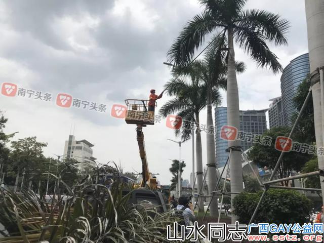 """台风""""山竹""""将正面影响南宁市*带来强风暴雨天气"""