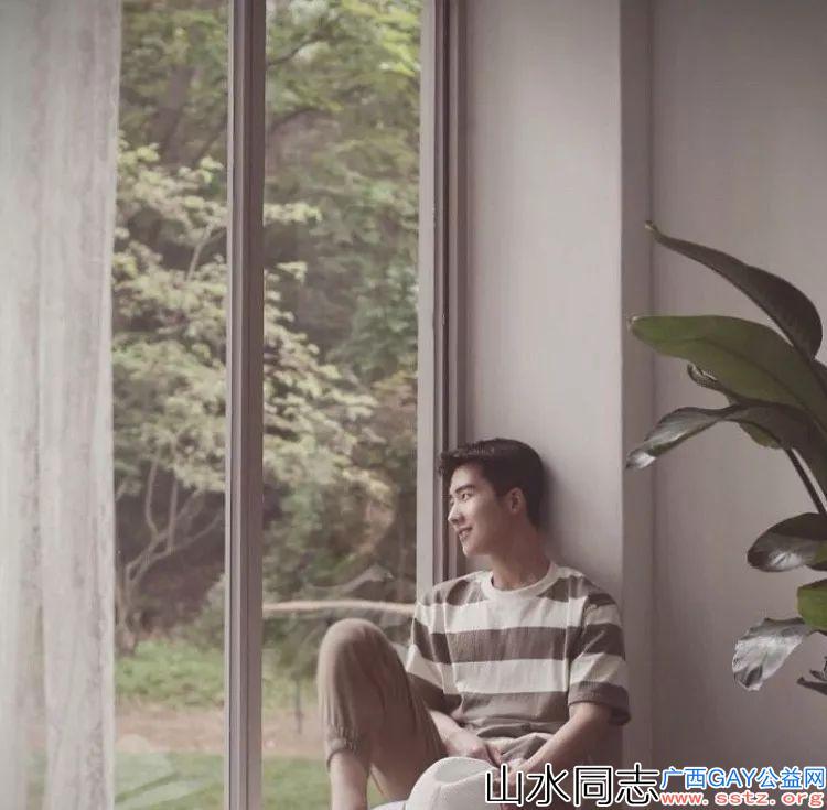 今日精选:酷似刘昊然的韩国大胸男模艺人肌肉照很可口!