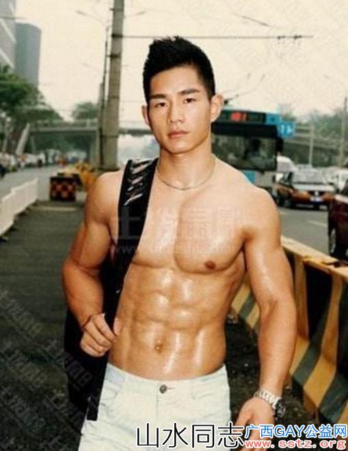 同志物语:山水情画教你如何1分钟识破gay假照片
