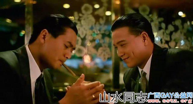 """""""大背头""""才是检验帅哥的唯一标准!最后一位男星没刘海差很大!"""