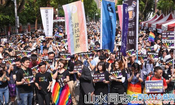 台湾同婚:蔡表态专法本周五表决大战