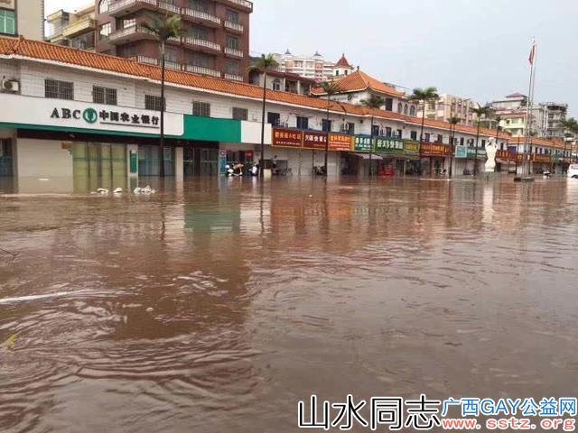 紧急通告:广西暴雨,将启动重大气象灾害(暴雨)Ⅳ级应急响应