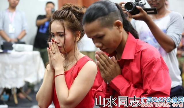 柬埔寨超80%同性恋和变性人受歧视