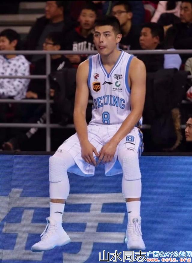 北京高特大篮球体育生,大长腿力度好MAN