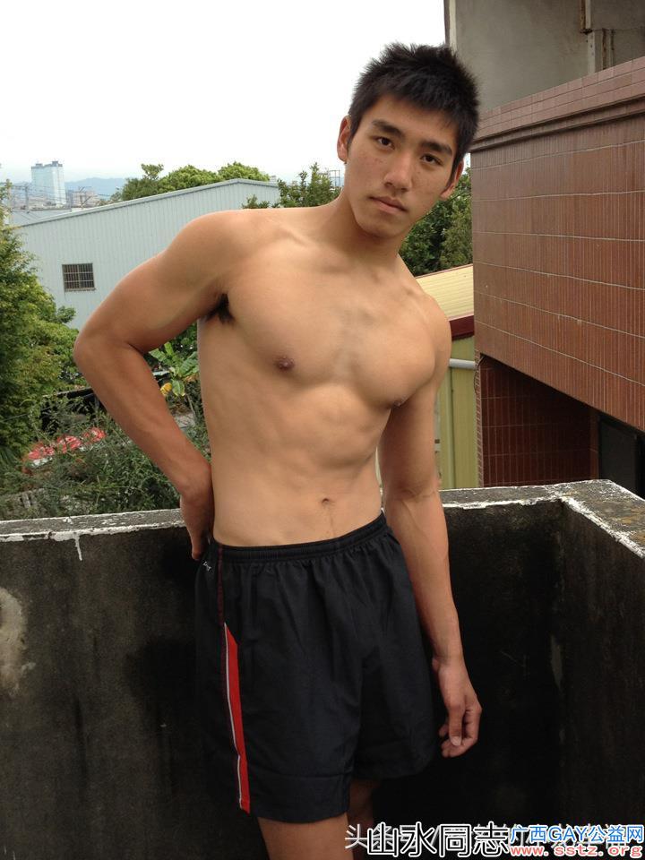 台湾划艇队阳光运动帅哥,真是阳光帅气