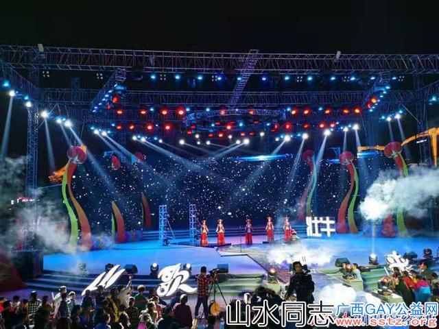 壮丽广西,歌声嘹亮,擦亮广西山歌文化名片