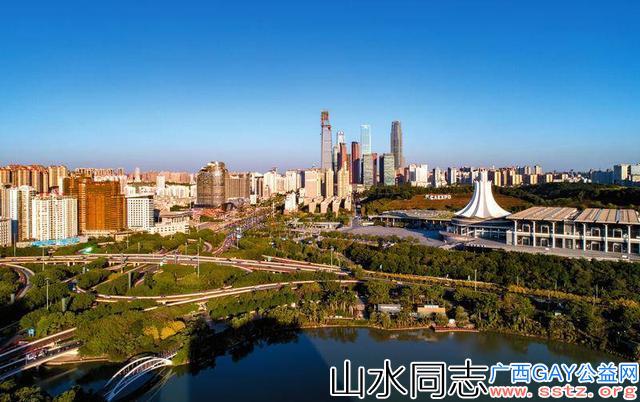 """南宁连续三年被评为""""美丽山水城市"""",全国仅有13个"""