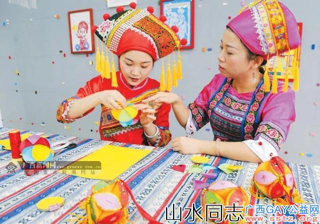"""吃喝玩乐一样不少!广西人的""""壮族三月三""""太嗨了(图集)"""