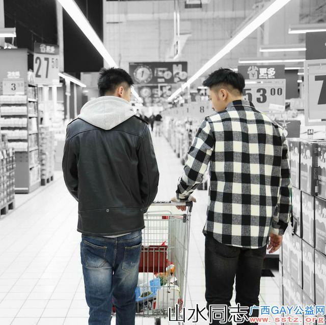 男男情侣CP 桥诘聖与张恩浩