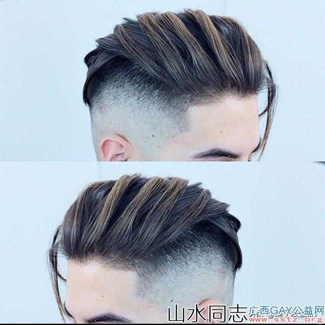 """18款""""男神""""发型,一看就很有型,时尚男士都在剪"""
