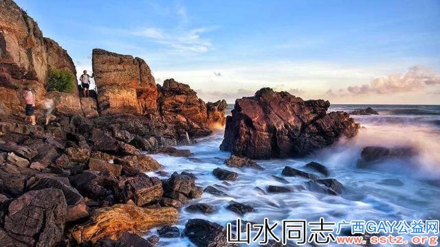 广西最美的11个海边度假胜地,每处美得都令人心醉,宛若仙境